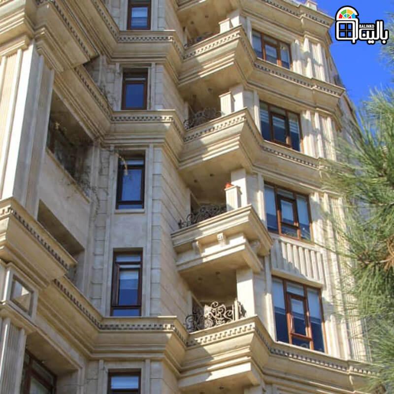 بهترین تولیدکننده پنجره در استان البرز