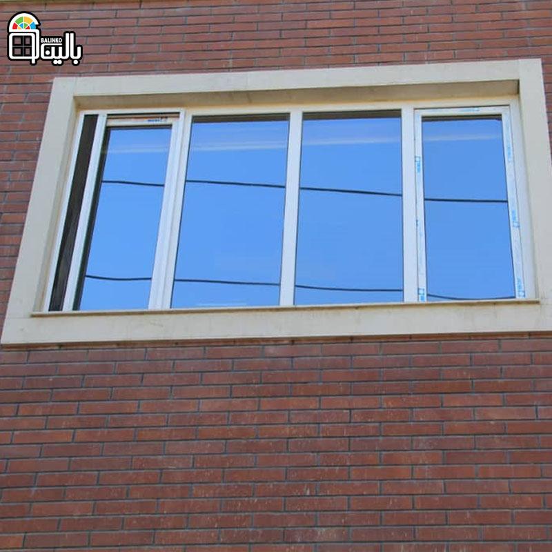 پنجره دوجداره در کرج با رنگ های متنوع
