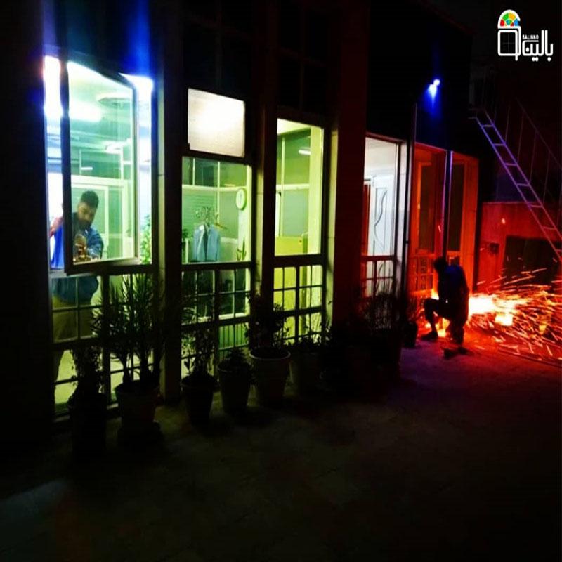 پنجره یو پی وی سی در سرخاب با گارانتی