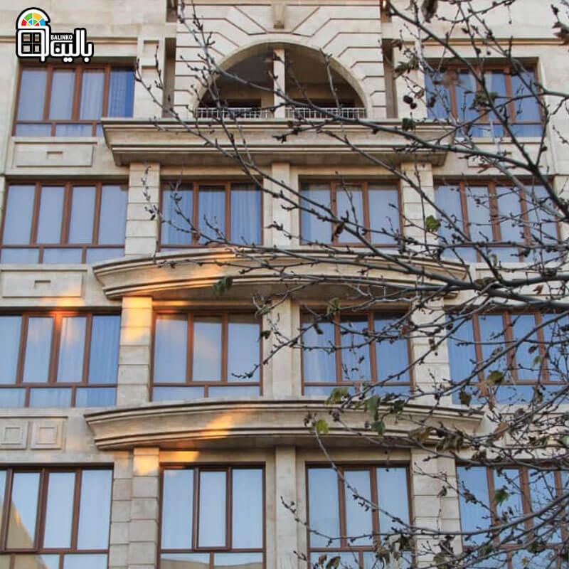 پنجره دوجداره سازگار با هر نوع آب و هوا