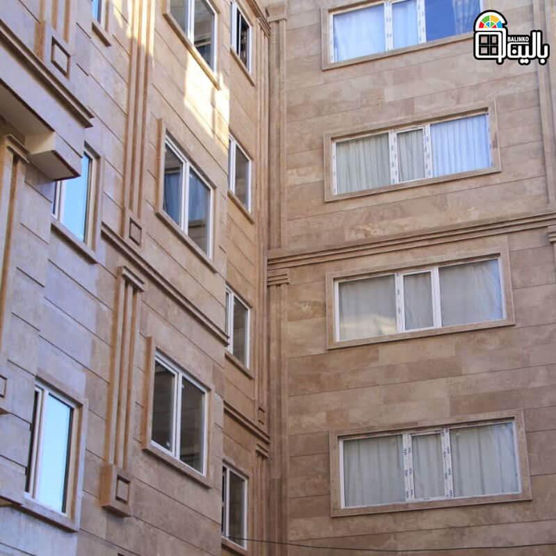 پنجره دوجداره برای جلوگیری از اتلاف انرژی