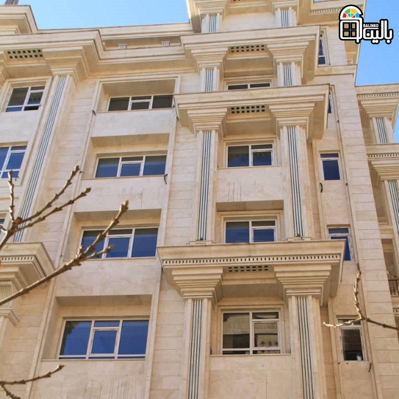 پنجره دوجداره در شهرک زعفرانیه