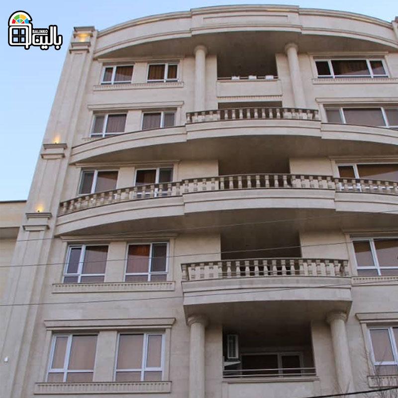 پنجره دوجداره در چیتگر و شهرک دانش