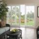 نصب انواع پنجره دوجداره در متل قو