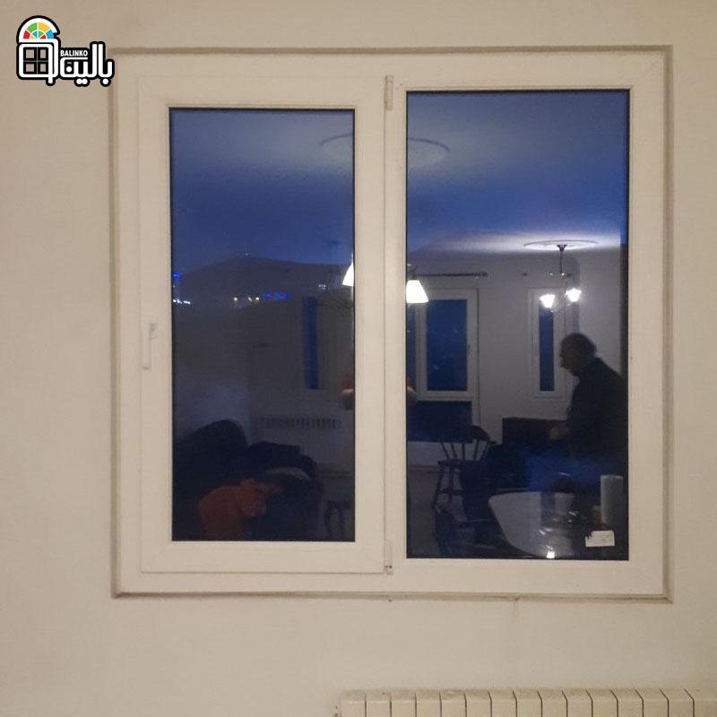 انواع پنجره وین تک در عظیمیه