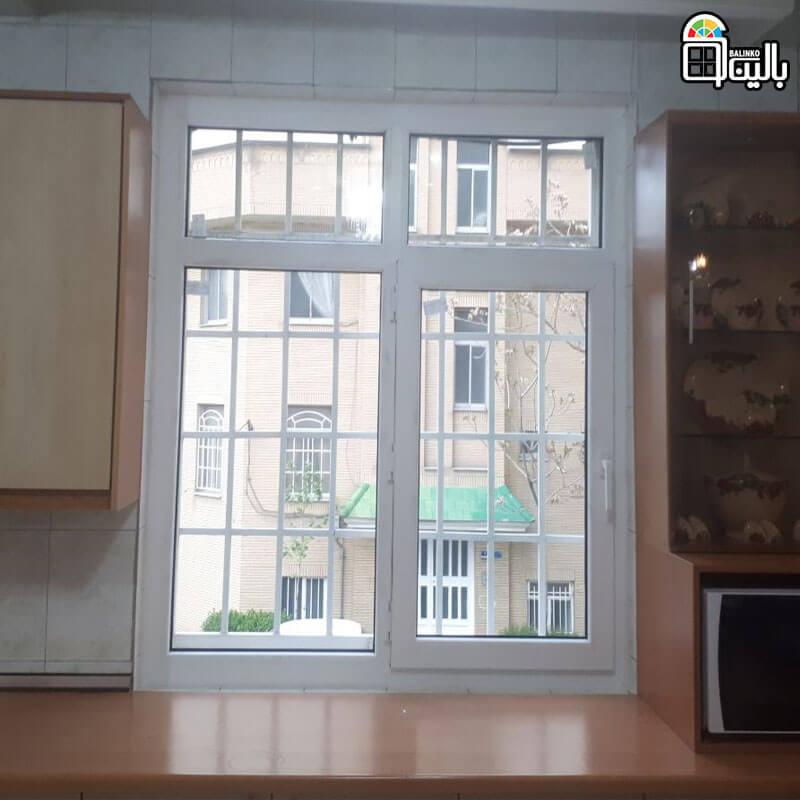 پنجره تک حالته با قیمتی باورنکردنی