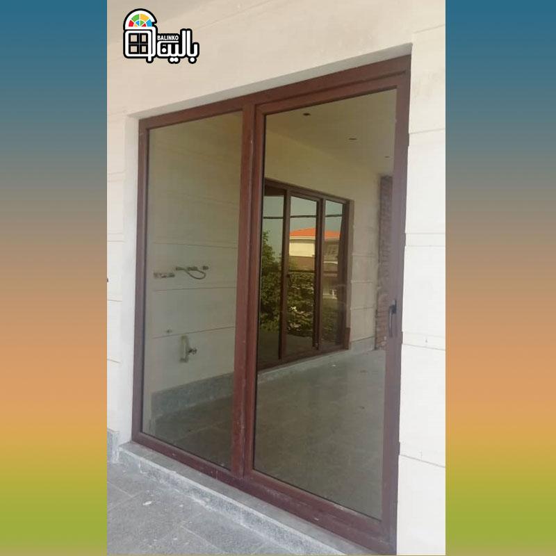 پنجره دوحالته با کیفیتی مثال زدنی