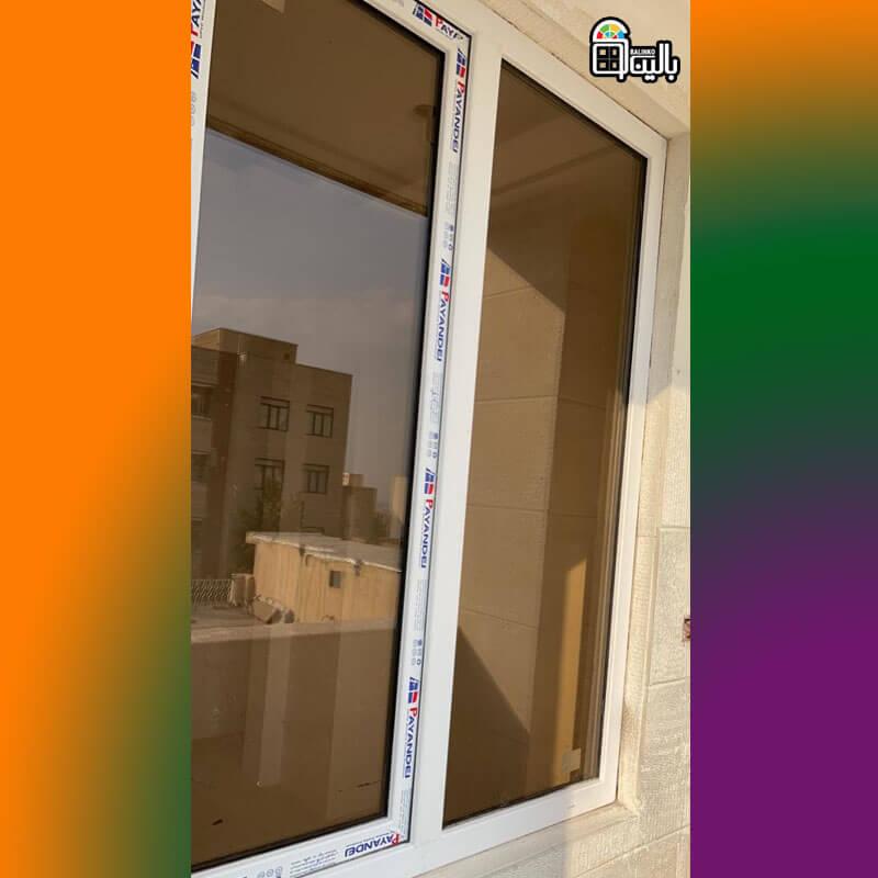 انواع پنجره تک حالته با نصب آسان