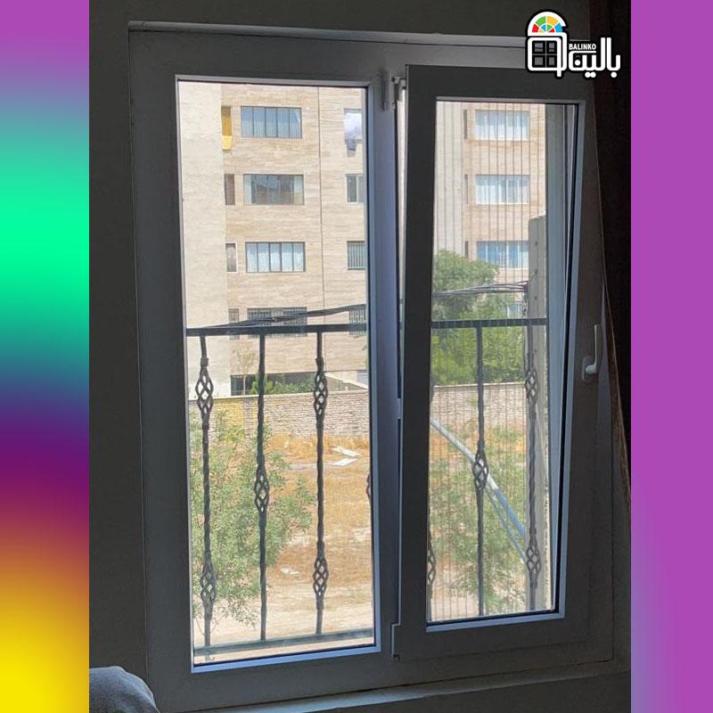 پنجره دوحالته با نصب سریع